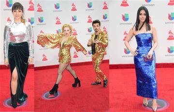 Latin Grammy 2017: Los peor vestidos de la alfombra roja