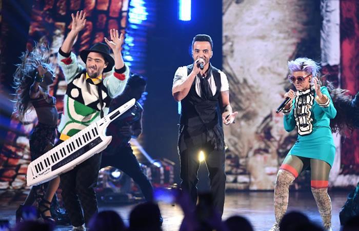 Latin Grammy: Bomba Esteréo y su polémica presentación junto a Luis Fonsi