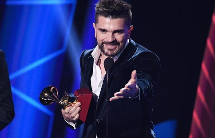 Latin Grammy: Juanes y los colombianos que ganaron premios