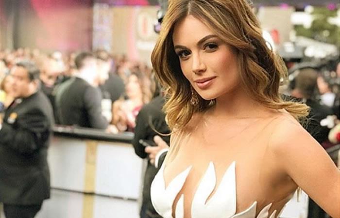 Latin Grammy: Sara Uribe y el error que cometió durante la gala