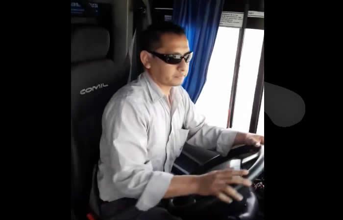 Madre subió a un bus y reconoció al conductor que asesinó a su hijo