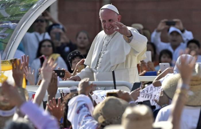 Plaza de Bolívar: Colombianos darán gracias por visita del Papa