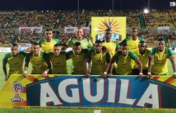 Torneo Águila: Real Cartagena ganó y Cúcuta empató en la primera semifinal