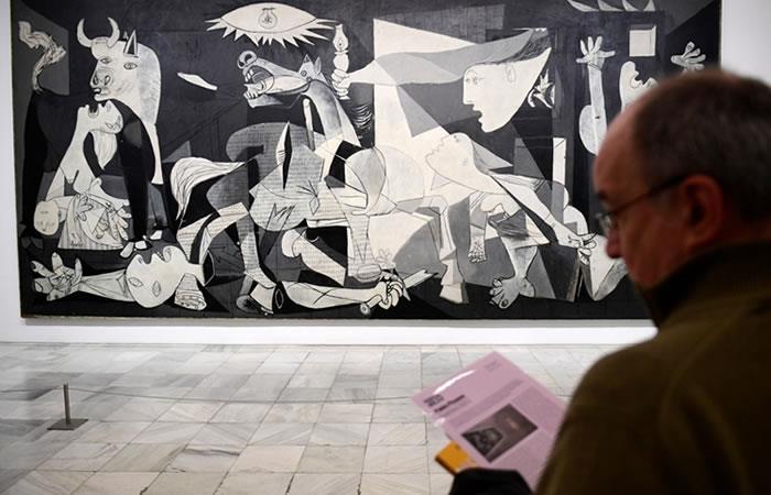 Exposición digital descubre los secretos del 'Guernica' de Picasso