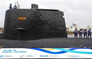 Inician la búsqueda de un submarino argentino perdido en el Atlántico