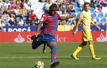 Jefferson Lerma sufre rotura muscular