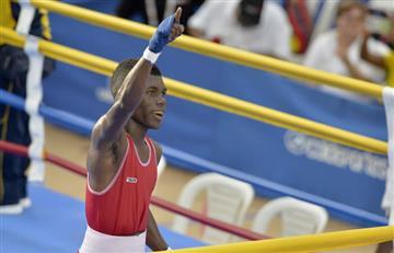 Juegos Bolivarianos: Yuberjen Martínez obtuvo la medalla de oro