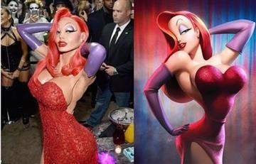 La modelo que quiere ser una princesa Disney con 200 cirugías
