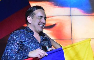 Mario Sábato: El ídolo de su hijo es colombiano