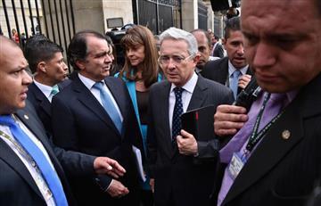 Uribe descarta la precandidatura de Óscar Iván Zuluaga