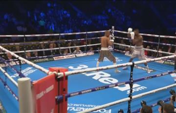 Boxeo: El KO por un título mundial más rápido en la historia