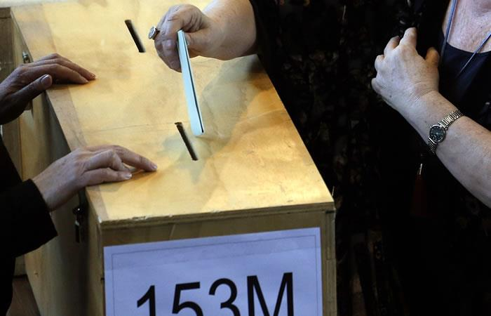 Elecciones en Chile: Inician las votaciones con la esperanza de un cambio