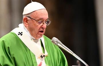 """Papa Francisco pide a las personas que luchen contra """"la indiferencia"""""""