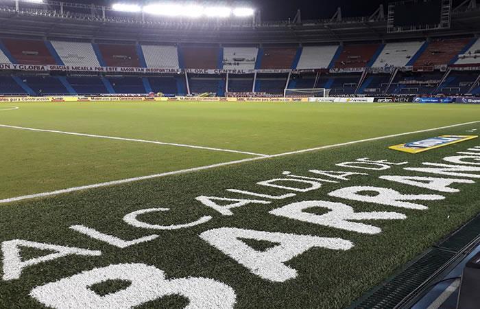Suspenden partido del Junior por ataque a jugadores