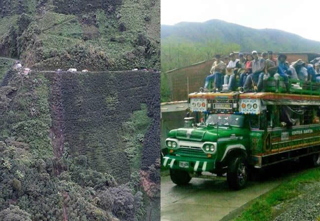 Accidente de bus en Antioquia dejó 14 muertos y 35 heridos