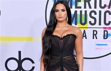 AMAs 2017: ¿Por qué Demi Lovato fue acompañada de una transgénero?