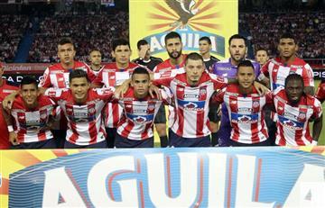 Atlético Junior quiere hacer historia en la Copa Sudamericana