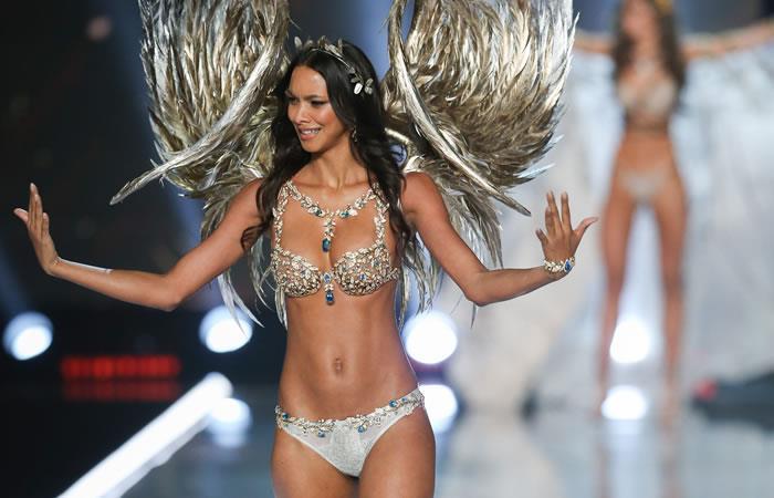 Instagram: Victoria's Secret presentó el brasier más caro del mundo