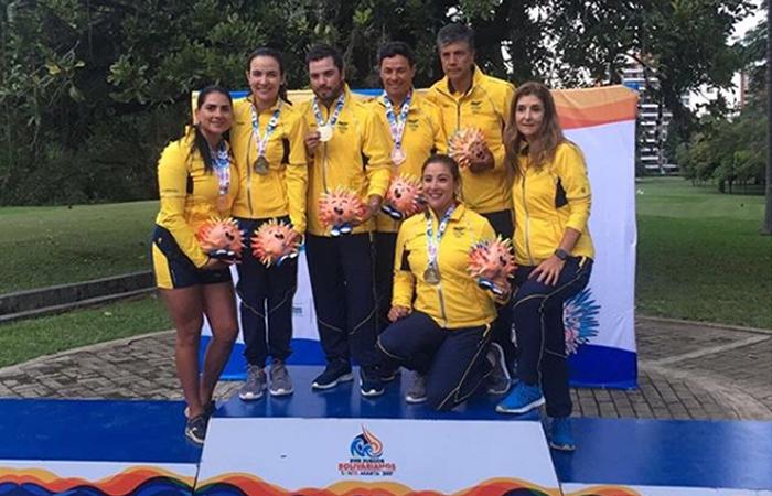 Juegos Bolivarianos: Colombia se lleva el ORO en el golf
