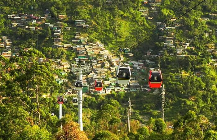Medellín tendrá otra línea de Metrocable en 2019