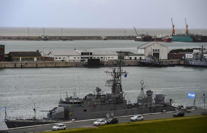 Submarino argentino reportó una avería antes de desaparecer