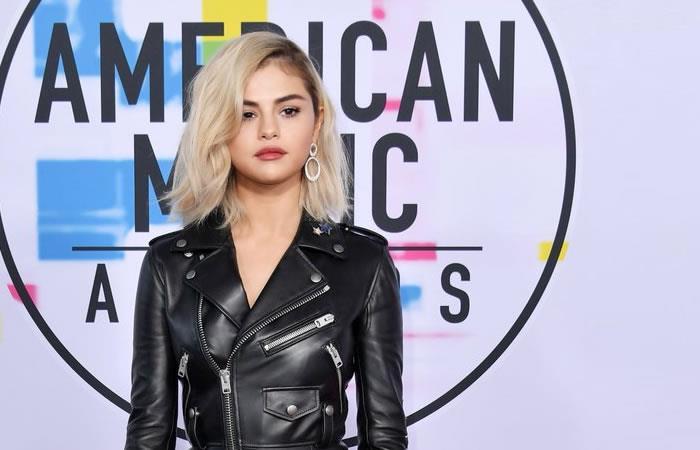 Selena Gómez dejó a todos con la boca abierta en los American Music Awards