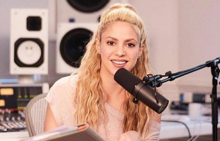 Shakira ganó premio en los American Music Awards
