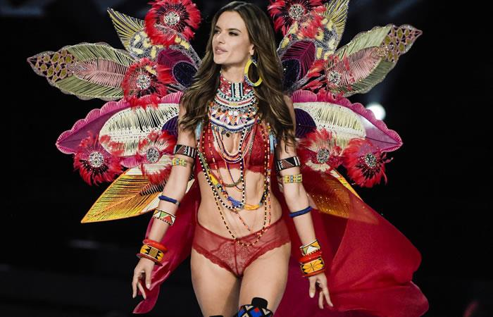 Victoria's Secret: El desfile más sexy de los ángeles aterrizó en Shanghái