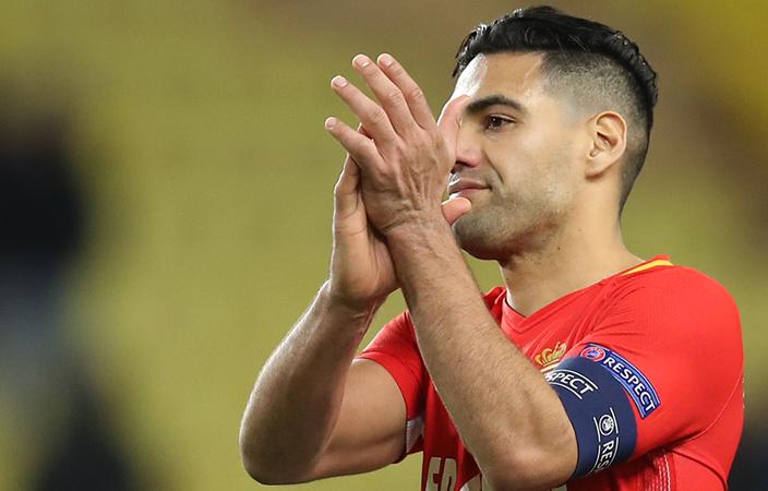 Champions League: Falcao anotó gol pero no le alcanzó al Mónaco
