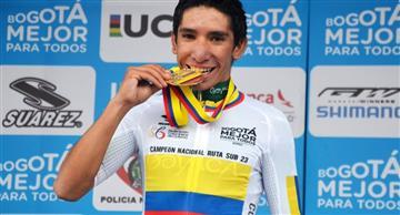 Ciclista colombianoque fue campeón dio positivo en dopaje