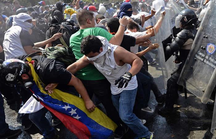 Tribunal de Venezuela ordenó liberar a 60 colombianos