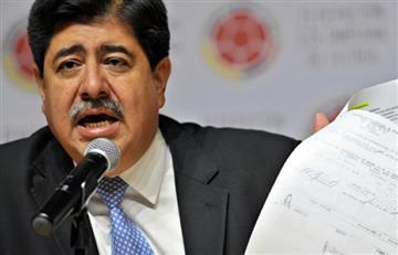 FIFA: Se conocen más vergonzosos detalles de Luis Bedoya