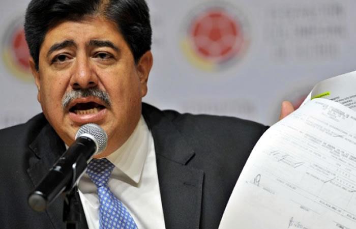 Luis Bedoya. Foto: AFP