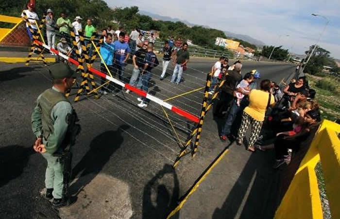 Gobierno colombiano reclama a Venezuela por incursión militar