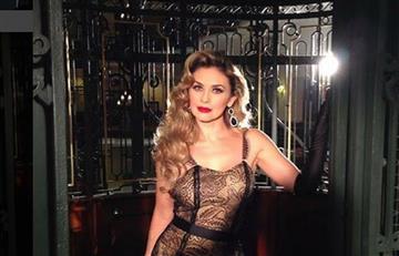 Instagram: Aracely Arámbula sorprende con sus curvas