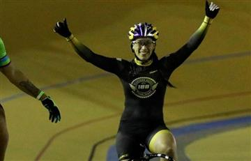 Mariana Pajón : Final de ciclismo de pista EN VIVO