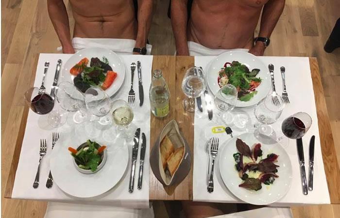 París abrió el primer restaurante para nudistas