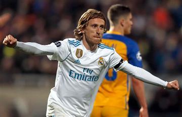 Real Madrid: Modric y las declaraciones que llenan de ilusión al hincha 'merengue'