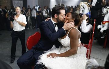 Serena Williams: Así fue la lujosa boda de la tenista