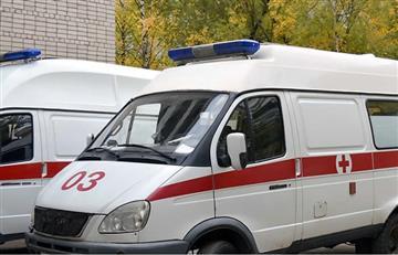 Ambulancia era utilizada para llevar trasteos y no pacientes