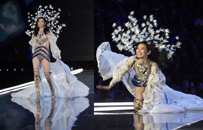 Victoria's Secret: La terrible caída de un ángel se vuelve viral