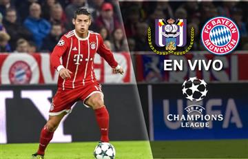 Anderlecht vs. Bayern Múnich ver en vivo online