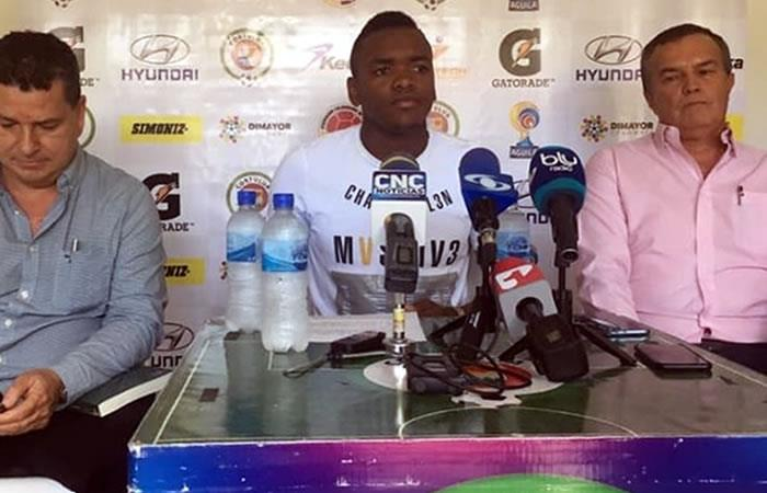 Carlos Ibargüen se retractó tras su comentario a Once Caldas
