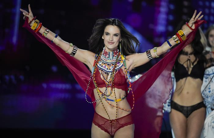 Instagram: Alessandra Ambrosio le dice adiós a Victoria's Secret