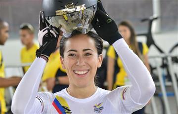 Juegos Bolivarianos: Colombia aplasta a sus rivales y Pajón sorprende en pista