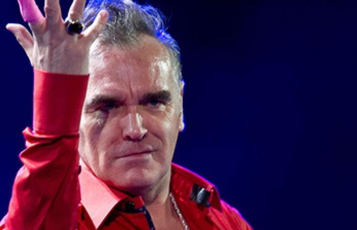 Morrissey la emprende contra los inmigrantes en Europa
