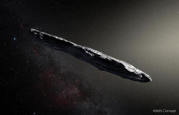 NASA detectó extraño asteroide de otro sistema solar