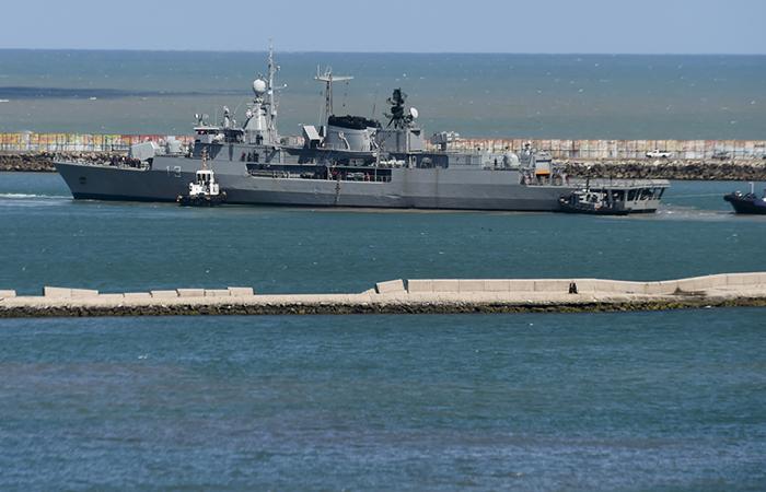 Submarino argentino cumple 7 días perdido en el Océano Atlántico