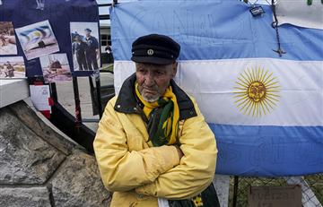 Submarino argentino extraviado ingresa a fase crítica por falta de oxígeno