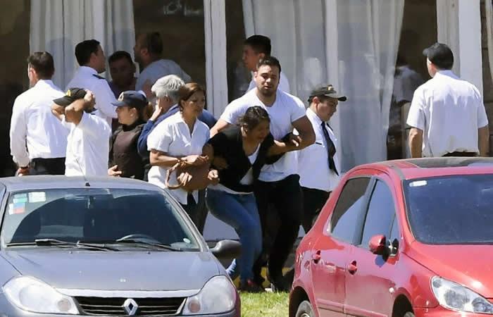 Familiares del submarino argentino se sienten engañados